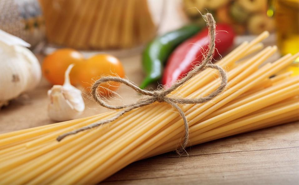 due spaghetti con tot