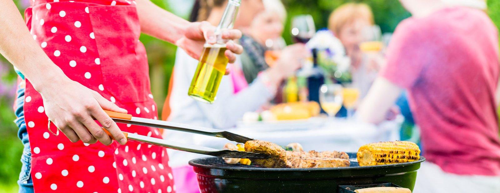 Cucinare Alla Griglia Pomi International