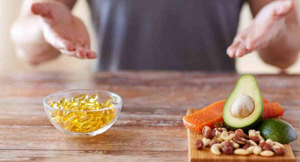 Food supplements: how to choose them