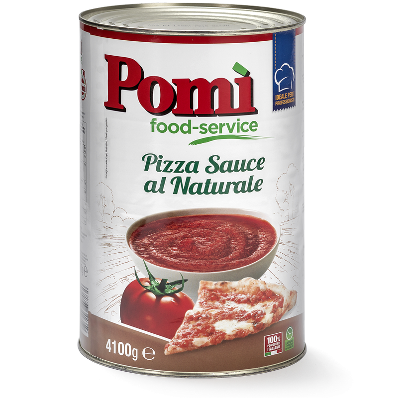 Pizza sauce - natural