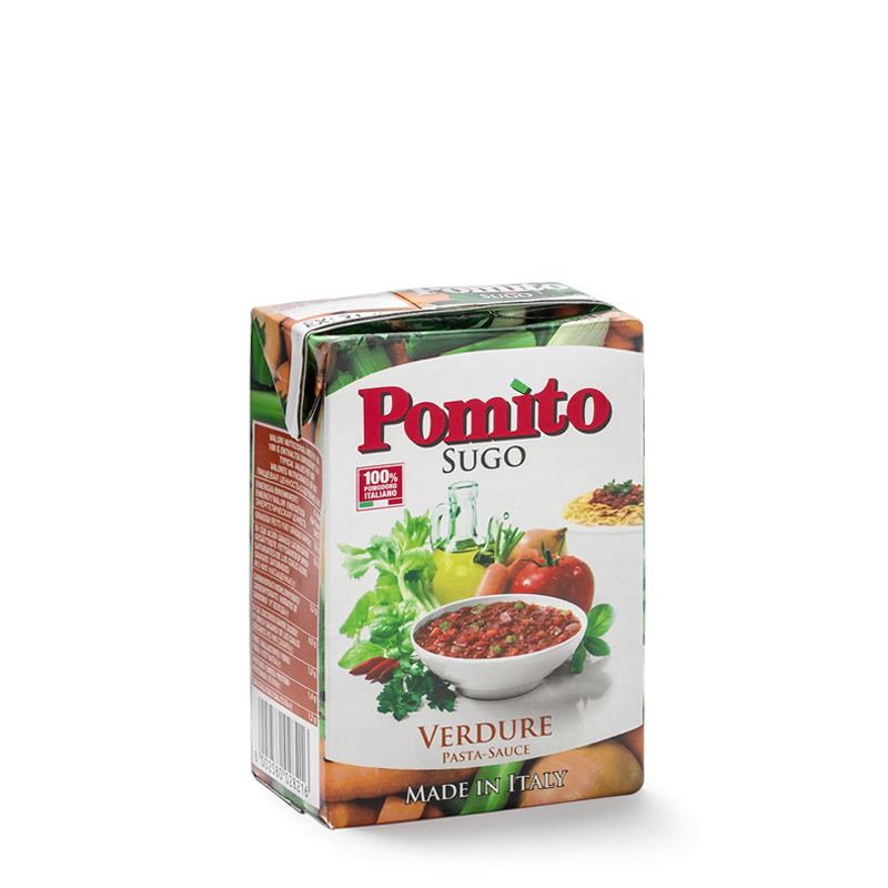 Pomito vegetable sauce